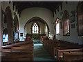 NY0703 : Interior, St Mary's Church, Gosforth by Karl and Ali