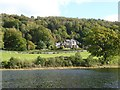 SD3195 : Brantwood overlooking Coniston Water by David Smith