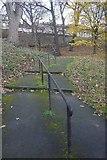 NT2674 : Path, Royal Terrace Gardens by Richard Webb