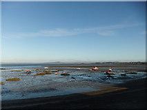 SD4464 : Morecambe Bay by David Brown