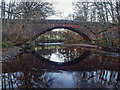 NH8148 : Holme Bridge over the River Nairn by valenta