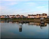 TQ2704 : Hove Lagoon by Simon Carey