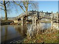 SO8844 : The Chinese Bridge, Croome Park by Philip Halling