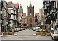 SJ4066 : Bridge Street, Chester by Jeff Buck