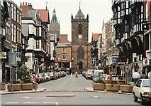 SJ4066 : Bridge Street, Chester by Jeff Buck