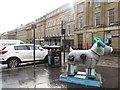 NZ2464 : Great North Snowdog Essence of the North, Grey Street, Newcastle upon Tyne by Graham Robson