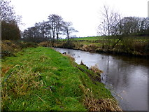 H5371 : Camowen River, Bracky by Kenneth  Allen
