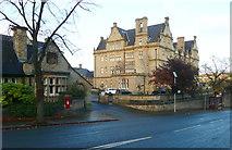 SE0824 : The Lodge and Edgecumbe House, Free School Lane, Skircoat, Halifax by Humphrey Bolton