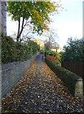 SE0824 : Clover Hill Walk, Halifax by Humphrey Bolton