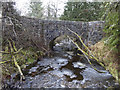 NJ0121 : Bridge over the Allt Mor Burn by valenta