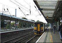 TM1543 : Ipswich Railway Station by JThomas