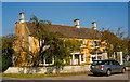 ST8082 : The Cottage, High St, Badminton, Gloucestershire 2011 by Ray Bird