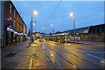 SK5236 : Chilwell Road tram stop by David Lally
