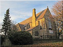 NZ2364 : The Church of St. Philip, St. Philip's Close, NE4 (2) by Mike Quinn