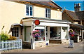 ST8082 : Village Shop & P.O, High St, Badminton, Gloucestershire 2011 by Ray Bird