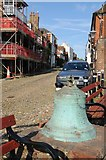 TQ9220 : Bell in Watchbell Street by Philip Halling