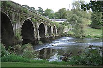 S6337 : Inistioge Bridge, Co. Kilkenny by Alex Passmore