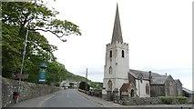 D3115 : Glenarm, Co Antrim - St Patrick's Church by Colin Park