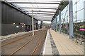 NT1772 : Edinburgh Gateway tram station by Garry Cornes