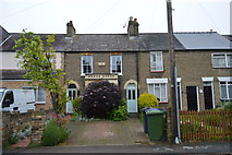TL4658 : Terrace on Sturton St by N Chadwick