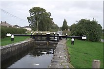 N6618 : Lock Gates at Spencer Bridge, Rathangan by Alex Passmore
