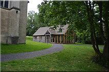 TQ5246 : Church Hall, Church of St Luke by N Chadwick