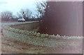SO9906 : Dry stone walling by norman hyett