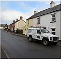 SO6417 : ADP Land Rover in Drybrook by Jaggery