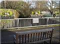 ST6769 : A view of the bridge by Neil Owen