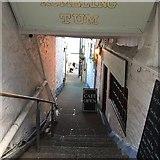 SW8032 : Falmouth: Upton Slip by Jonathan Hutchins