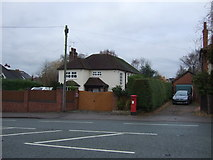 SJ6954 : House on Nantwich Road, Crewe by JThomas