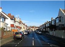 TQ2704 : Tennis Road, Aldrington, Hove by Simon Carey