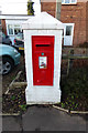 TG1115 : Woodforde Close Post Office Postbox by Adrian Cable