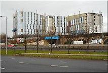 NS5566 : Vita Student Glasgow under construction by Richard Sutcliffe