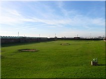 TQ2704 : Miniature Golf Course, Western Lawns, Hove by Simon Carey