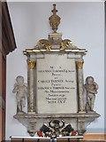 TF6120 : St Nicholas' Chapel, King's Lynn: memorial (21) by Basher Eyre