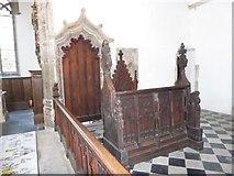 TF6120 : Inside St Nicholas' Chapel, King's Lynn (5) by Basher Eyre