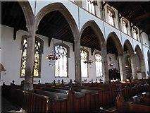 TF6120 : Inside St Nicholas' Chapel, King's Lynn (14) by Basher Eyre