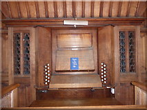 TF6120 : Inside St Nicholas' Chapel, King's Lynn (19) by Basher Eyre