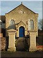 ST8383 : Former Baptist Chapel, Luckington by Derek Harper