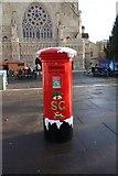 SX9292 : Santa's Postbox by Peter Jeffery