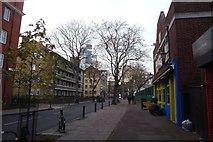 TQ3279 : The Old School Yard by DS Pugh