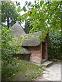 SO8844 : Entrance to the icehouse, Croome Park by David Smith