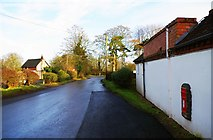 SP0575 : Lea End Lane, Forhill, Worcs by P L Chadwick