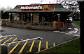 ST3086 : McDonald's, Cardiff Road, Newport by Jaggery