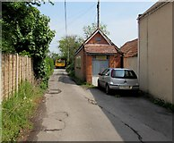 ST3050 : The Drive, Burnham-on-Sea by Jaggery