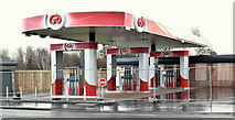 J3673 : New petrol station, Grand Parade, Belfast - December 2016(1) by Albert Bridge