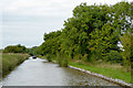 SJ5446 : Llangollen Canal north of Quoisley in Cheshire by Roger  Kidd