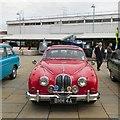 SJ9494 : Jaguar Mk2 BMM 4A by Gerald England