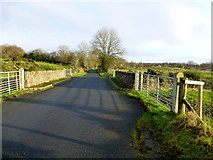 H5374 : Cloghanmore Bridge, Drumnakilly by Kenneth  Allen